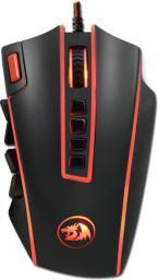 Mysz Redragon Legend Laser Black/Red (MMRGD01UGB00)