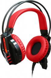 Słuchawki Redragon Chronos Black/Red (QMRGM07EGB00)