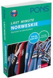 Last Minute - Norweskie. Rozmówki ze słowniczkiem