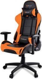 Fotel Arozzi Verona V2 Czarno-pomarańczowy (VERONA-V2-OR)