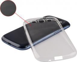 Nakładka Ultra Slim 0,3 mm do LG Q6 transparentna (GSM030686)