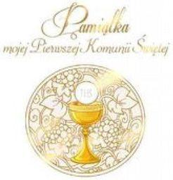 Jedność Pamiątka mojej Pierwszej Komunii Świętej