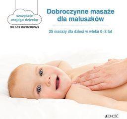 Dobroczynne masaże dla maluszków