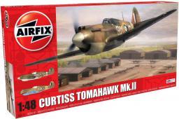 Airfix Curtiss Tomahawk Mk.IIB (05133)
