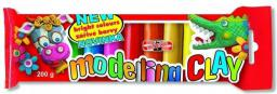 Koh-I-Noor Plastelina 10 kolorów (248955)
