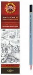 Koh-I-Noor Ołówek grafitowy 1860/6H (12szt) (146851)