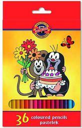 Koh-I-Noor Kredki La Paloma 36 kolorów