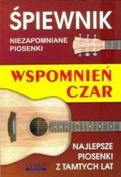 Śpiewnik wspomnień czar w.2016 - 207712