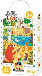 Czuczu Puzzle obserwacyjne Las