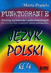 Punktobranie. Trening sprawności polonistycznych.. (126098)