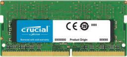 Pamięć do laptopa Crucial DDR4 SODIMM 8GB 2400MHz CL17 (CT8G4SFD824A)