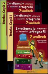 7 walizek - Inteligencje wielorakie... (69467)
