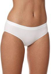 Brubeck Figi damskie Hipster HI00043A Comfort Cotton białe r. S