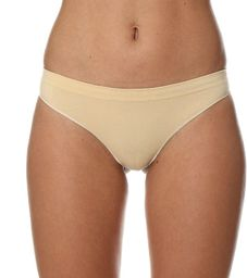 Brubeck Stringi damskie TH00182A Comfort Cotton beżowe r. L