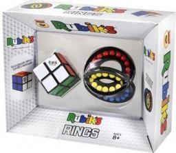 Tm Toys Kostka Rubika 2x2 + układanka pierścienie (RUB3010)