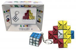 Tm Toys Kostka Rubika brelok + ukł. Triamid (RUB3011)