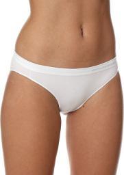 Brubeck Figi damskie bikini Comfort Cotton białe r. XL (BI10020A)