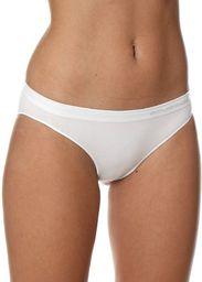 Brubeck Figi damskie bikini Comfort Cotton białe r. S (BI10020A)