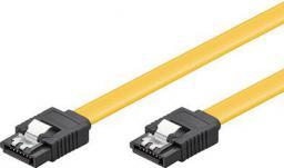 MicroConnect SATA - SATA, 1m, Żółty (SAT15010C6)