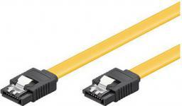 MicroConnect Kabel SATA,  6GB,  10cm, żółty (SAT15001C6)