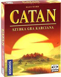 Galakta Gra Catan - Szybka Gra Karciana (GXP-599386)