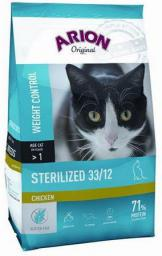 ARION PETFOOD Original Cat Sterilised Salmon 300g