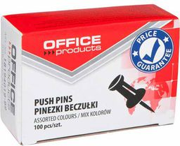 Office Products PINEZKI BECZUŁKI OFFICE PRODUCTS 100SZT.  - 18194019-99