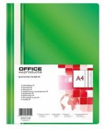 Office Products SKOR.OFFICE PRODUCTS A4 ZIELONY SKOROSZYT - 21101111-02