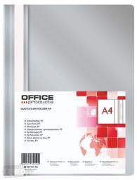 Skoroszyt Office Products SKOR.OFFICE PRODUCTS A4 SZARY SKOROSZYT - 21101111-10