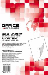 Blok Office Products FLIPCHART OFFICE 65X100 50K GŁ  (20136513-14)