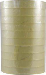 Stanger Taśma klejąca matowa-przezroczysta 15mm/66m 10szt. (18068)