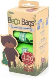 Beco Pets Worki 120 Multi (8 rolek) Green
