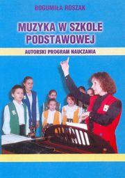 Muzyka w szkole podstawowej