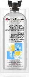 Dermofuture Precision Vit-C perfekcyjny krem na noc 12ml