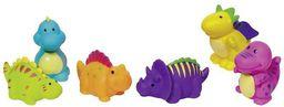 Goki Gumowe zwierzątka Dinozaury - 244185