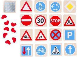 Goki Memo znaki drogowe - 247248
