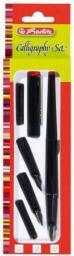 Herlitz Zestaw do kaligrafii 1.1, 1.5, 2.3 mm (199485)