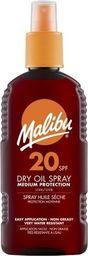 Malibu Dry Oil Spray SPF20 200ml