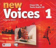 Voices New 4 WB MACMILLAN (wersja podstawowa) - 249631