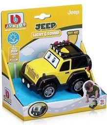 Most Success Trading BB Junior Jeep Samochód Światło i dźwięk (240320)