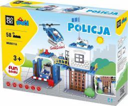 Blocki Blocki Mubi Policja 58 el. (241606)