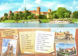 Aksjomat Zakładka. Pamiątka z Krakowa panorama