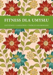 Fitnes dla umysłu - Ornamenty Kwiaty - 216087