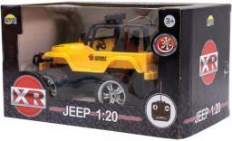 Dromader Jeep na radio + pakiet (130-02418)