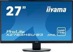 Monitor iiyama ProLite X2783HSU-B3