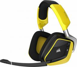 Słuchawki Corsair Headset Wireless Dolby 7.1 Yellow (CA-9011150-EU)