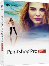 Corel PaintShop Pro 2018 ML BOX (PSP2018MLMBEU)