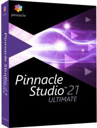 Corel Pinnacle Studio 21 Ultimate ML EU Upgrade (PNST21ULMLEU)