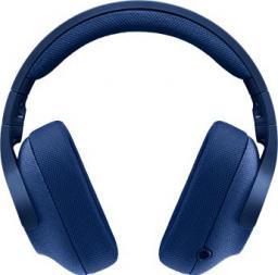 Słuchawki Logitech G433 Royal Blue (981-000687)