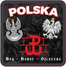 Soliton Podkładki pod kubek Patriotyczne 2 szt.